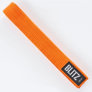 BLITZ Orange Belt